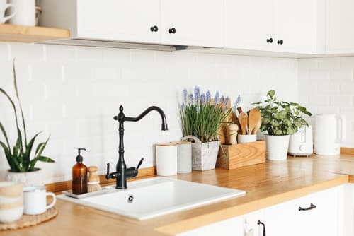 What is the best material to use for kitchen countertops