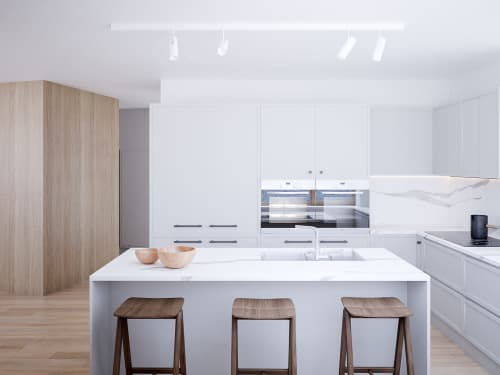 What is the best type of lighting for a kitchen